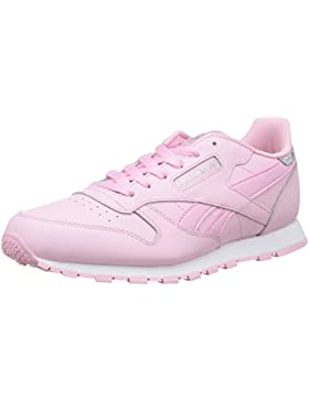 Reebok Classic Leather Pastel, Zapatillas Para Niñas