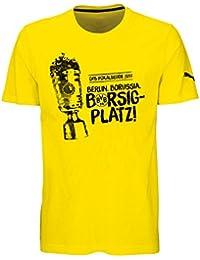 1fee744a98b9f Puma BVB 09 Borussia Dortmund Ganadores de la Copa DFB 2017 – Camiseta