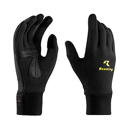 Roaming POLARTEC Winter Outdoor Handschuhe Sensitive Touchscreen für Männer und Frauen von Roaming bei Outdoor Shop