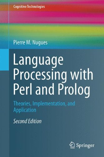 Language Processing with Perl and Prolog (Cognitive Technologies)