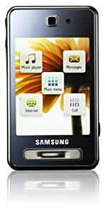 samsung sgh f480 player style fashion t l phone portable. Black Bedroom Furniture Sets. Home Design Ideas