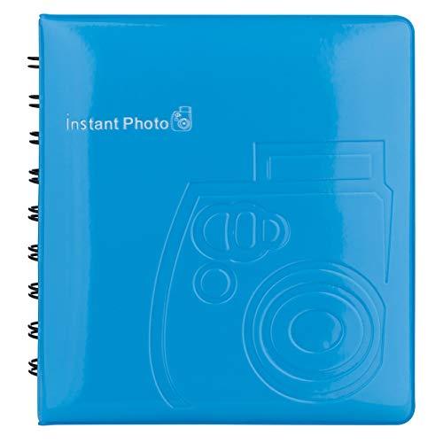 Fujifilm Photo (Fujifilm 70100118320 Instax Mini Fotoalbum blau)