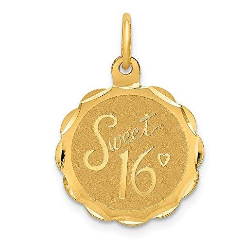 arat Gelbgold Sweet Sixteen Disc ()
