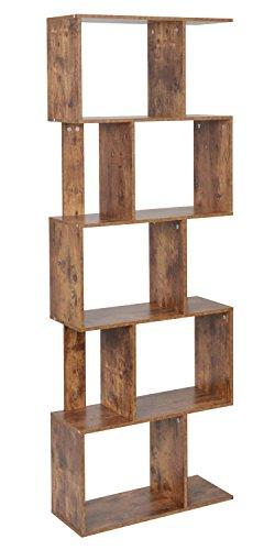 Steckregal design  ts-ideen Design Regal Hochregal 10 Fächer Standregal Bücherregal ...