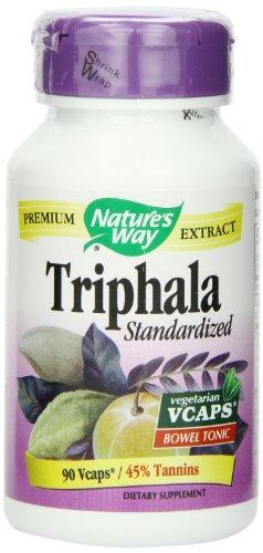 Triphala 90 Capsules Végétariennes