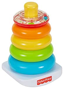 Fisher Price 71050 - Piramide 5 anelli