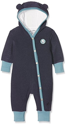 s.Oliver Baby-Jungen Overall 65.608.85.2687, Blau (5874), 62