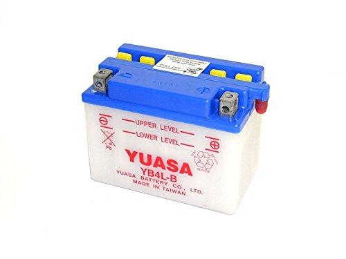 Yuasa-Batteria Peugeot 50CCM Zenith anno di costruzione dal 1994(B) yb4