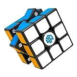 TTXLY Speed Cube Sticker Suave Versión Mejorada Hebilla de Metal Cubo de Tercer Orden Concurso Magic Cube Profesional de Gama Alta Educativo para niños Entrenamiento Cerebral Juego 3x3x3