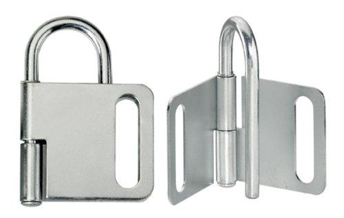 Masterlock 418 - Aldaba De Seguridad Reforzada