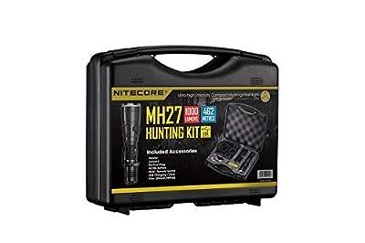 Nitecore Hunting Set MH27 Taschenlampe, Schwarz, One Size von D6L8O #Nitecore bei Outdoor Shop