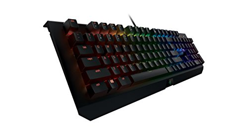 Razer BlackWidow X Chroma Mechanische RGB Gaming Tastatur (Beleuchtet, Programmierbar mit 10-Tasten-Folgefunktion, Metalloberfläche in Militär-Qualität) - 3