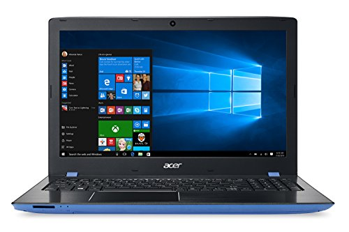 "ACER E5-575G-55XS - Ordenador Portátil de 15.6"" HD (Intel Core i5-7200U, 8 GB RAM, 1 TB HDD, NVIDIA GeForce 940MX 2 GB VRAM, Windows 10 Home), negro - teclado QWERTY Español"