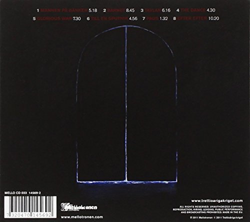 Audio-CD-EFTER-EFTER-Trettioariga-Kriget-Nuovo-Musica-7320470145692-Mellotronen