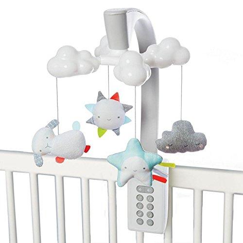 Skip Hop Kidsland Moonlight & Melodies Projection Mobile - Clouds