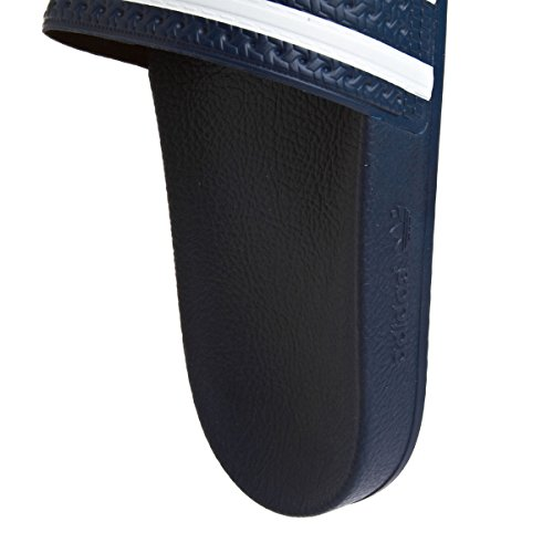 adidas Originals ADILETTE 280647, Sandales mixte adulte Bleu (TR-B1-Bleu-13)