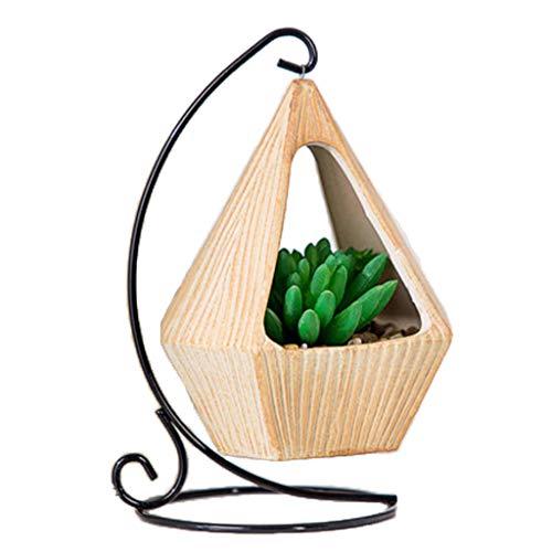 Meen fiore artificiale, simulazione creativa pianta succulenta combinazione pianta in vaso soggiorno domestico fiori finti cesto decorativo pianta verde (dimensioni : a)
