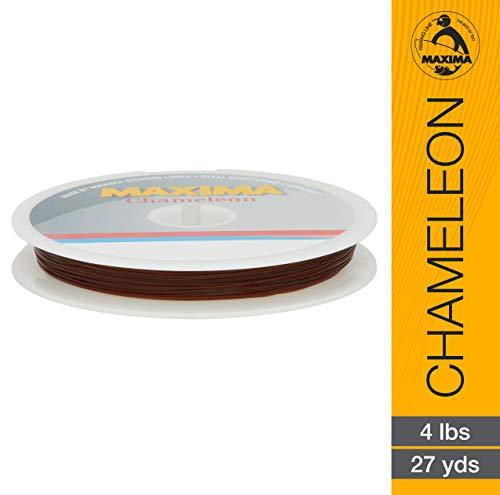 Maxima Leader Rad (Hammer, Normalstahl, Test), Chameleon, 27-yard von Maxima Angelschnur