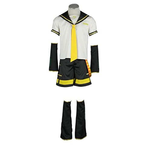 Dream2Reality Vocaloid Family Cosplay Kostuem - Kagamine Len XXX-Large