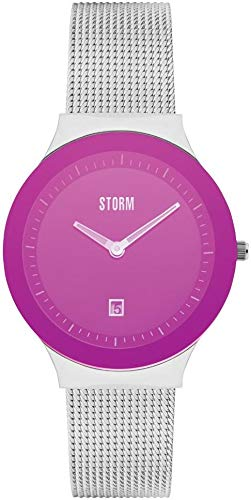 Storm London MINI SOTEC LAZER PURPLE 47383/P Orologio da polso donna
