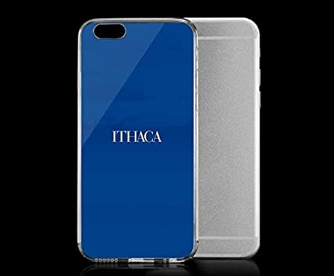 Light weight with strong PC plastic Case for Iphone 6 Sports & Collegiate Schools Ithaca College Ithaca College