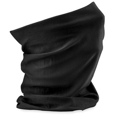 Beechfield Schlauchschal Morf® Original | Ideal für Fitness und Freizeit Farbe Schwarz