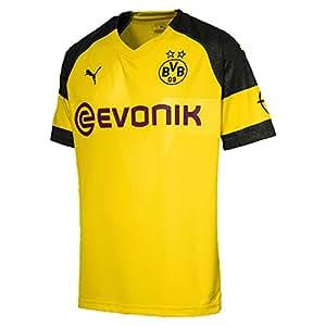 Puma BVB Herren Replica Heimtrikot Cyber Yellow 5XL
