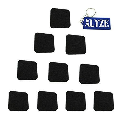 xlyze Pre Filtre à air pour Stihl 4228 124 1500 FC55 FS38 FS45 FS46 FS55 HL45 HS45 KM55 taille haie