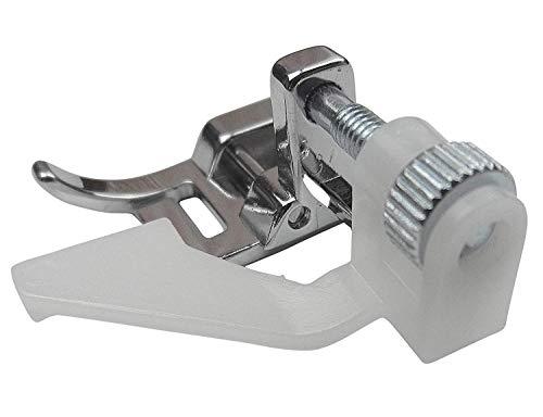ZickZackNaehmaschine Blind Punto de pie prensatelas (7mm) para Singer Simple 3210, cas-3223, 3232, 3229, sinfonía 2250, V, Vi Máquina de Coser
