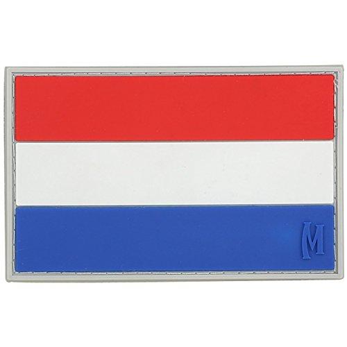 Maxpedition Niederlande Flag (Vollfarbe) Moral Patch - 1st National Flag
