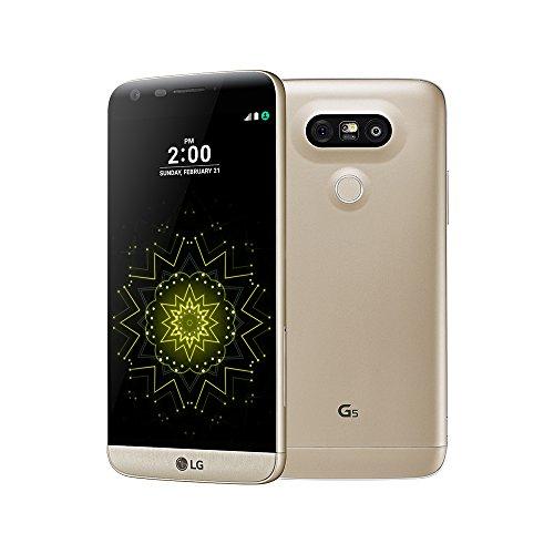 LG G5 Dual SIM 32GB H860 oro - Lg Entsperrt Handys Sim