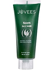 Jovees naturel Neem Nettoyant Visage - 120ml