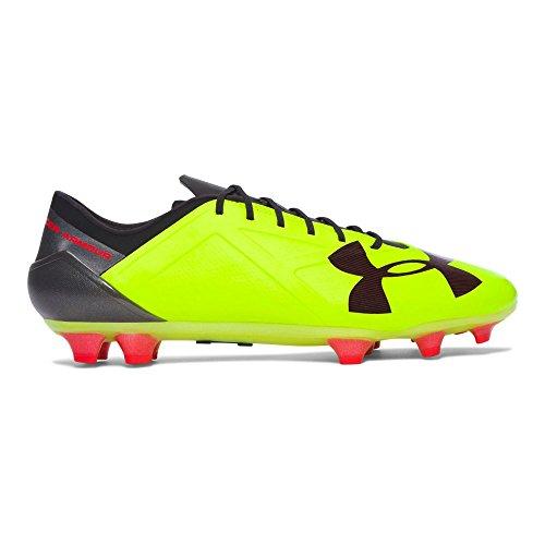 Spotlight FG - Crampons de Foot - Jaune Hi-Vis yellow