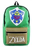 Cosstars The Legend of Zelda Jeu Coloré Sac d'école Étudiant Sac à Dos Cartable...