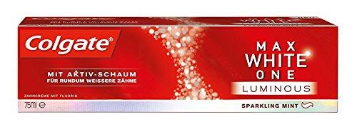 Colgate Max White One Luminous Zahncreme, 75 ml