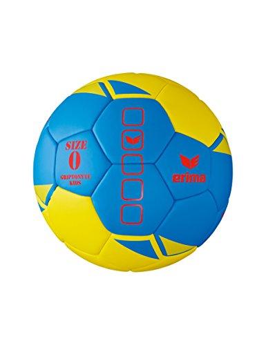 Erima GRIPTONYTE Kids LITE Handball, gelb/Blau, 0