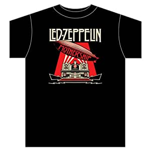 T-Shirt Led Zeppelin Mothership S
