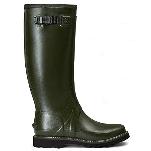 Hunter Field Balmoral II Mens Wellington Boot Black