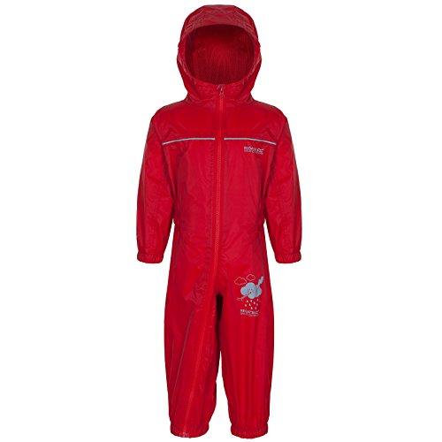 Regatta Kids Puddle IIII Suit Pepper 48-60