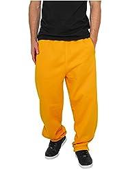 Urban Classics Herren Sporthose Sweatpants-orange ,XL