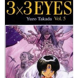 3x3 Eyes Edition simple Tome 5