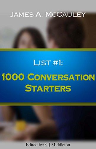 List #1: 1000 Conversation Starters (English Edition)