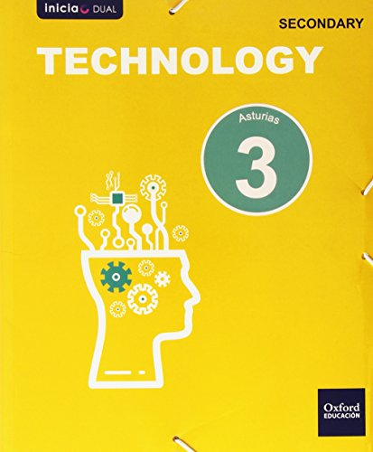 Technology. Student's Pack. Asturias. ESO 2 (Inicia Dual) - 9788467351767