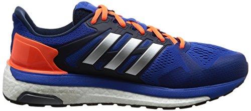 Adidas Supernova St M, Chaussures De Fitness Pour Homme Bleu / Argent Métallisé (reauni / Plamet / Azul)