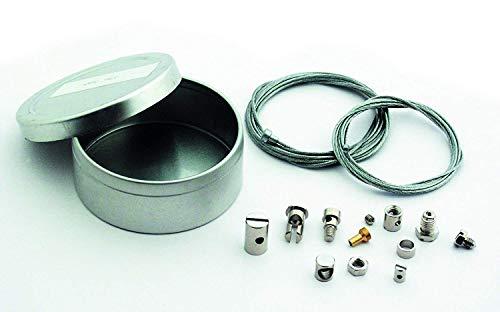 SHIN YO Bowdenzug und Nippel Reparatur-Set