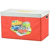 Preisvergleich für My Note Deco 064582–City Road Spielzeugkiste–Größe XS