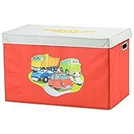 My Note Deco City Road 064582 Toy storage box Independiente Gris, Rojo caja de juguete y de almacenamiento - cajas de juguetes y de almacenamiento (Toy storage box, Gris, Rojo, Independiente, Imagen, Cartón, City Road)