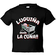 Camiseta niño Luguiña desde la cuna ...