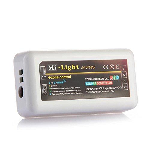 Modulo di controllo Wireless WiFi LED 2,4 G RGB