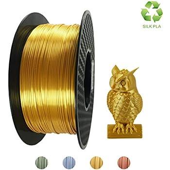 750 G Für Perfekte 3d Drucke Metallic-gold Primaselect Pla 1.75 Mm